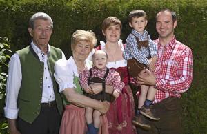 Familie Pircher-Fahrner