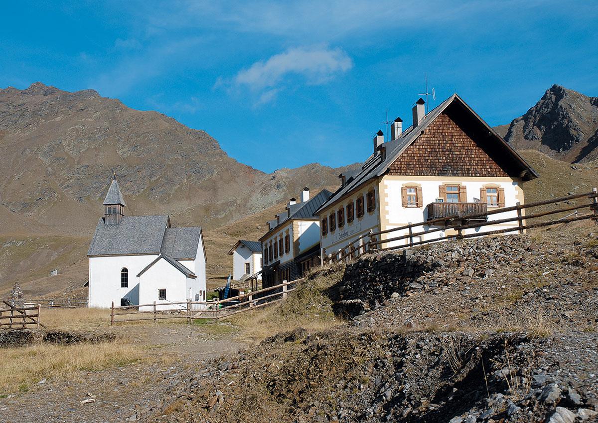 Bergbaumuseum Schneeberg Passeier