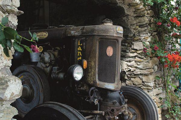 Traktormuseum Ungericht Kuens