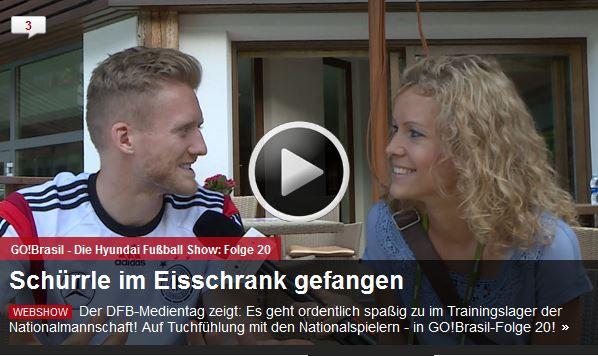 Moderatorin Annika Zimmermann von www.spox.com