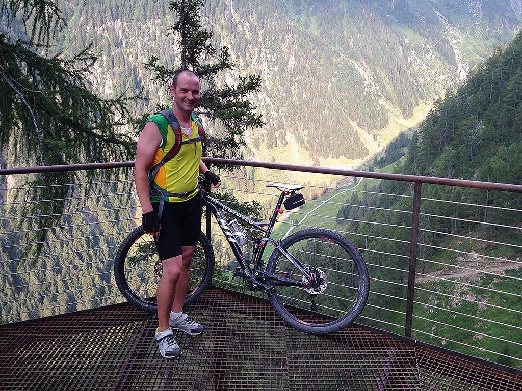 Mountainbike Südtirol Passeier