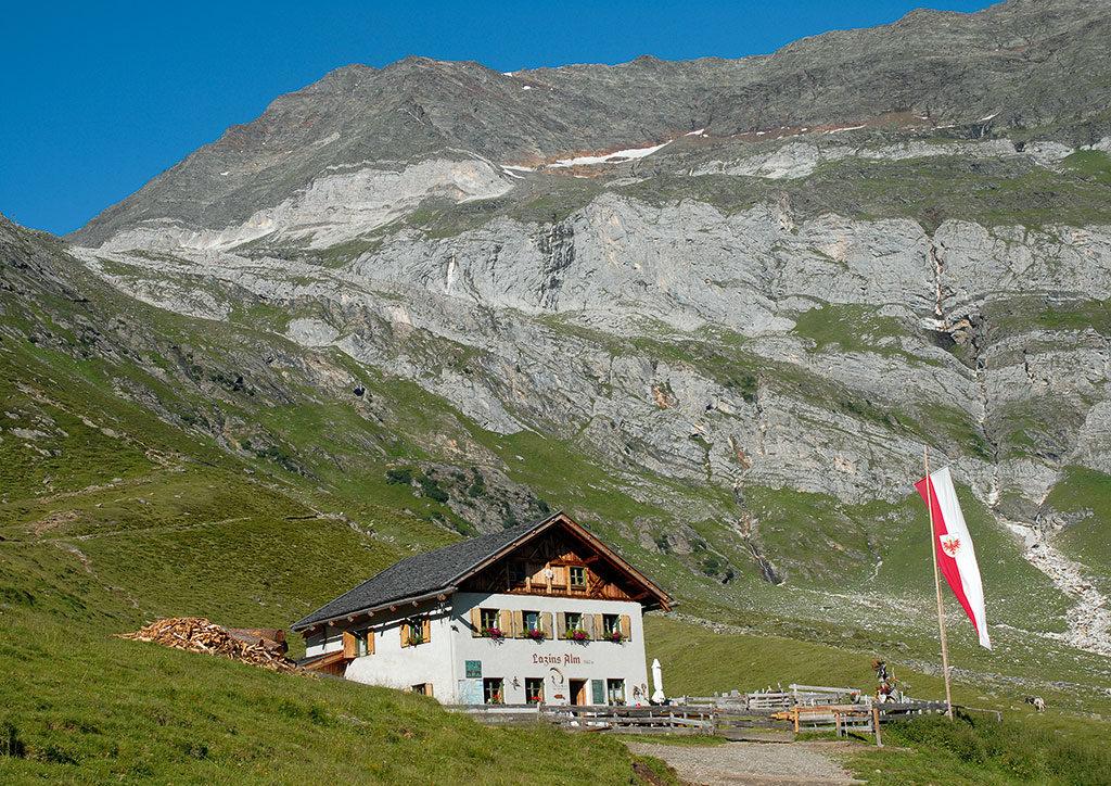 Almabtrieb Passeiertal 2016