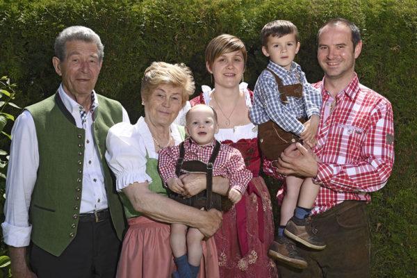 Familie Pircher - Fahrner
