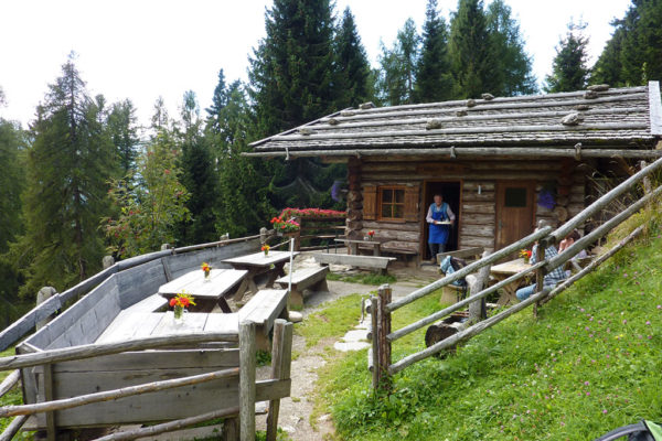 Hauswanderung Waalerhütte