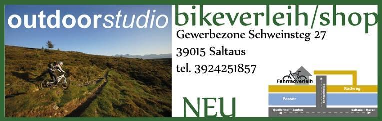 Outdoorstudio Bike Passeier