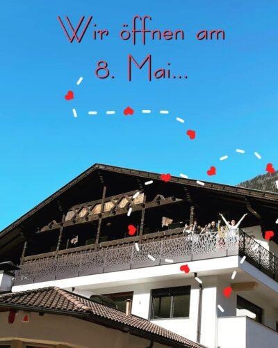 Riederhof - wir öffnen am 8. Mai